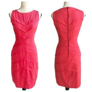 Dresses & Skirts - Chevron Sheath Dress Size